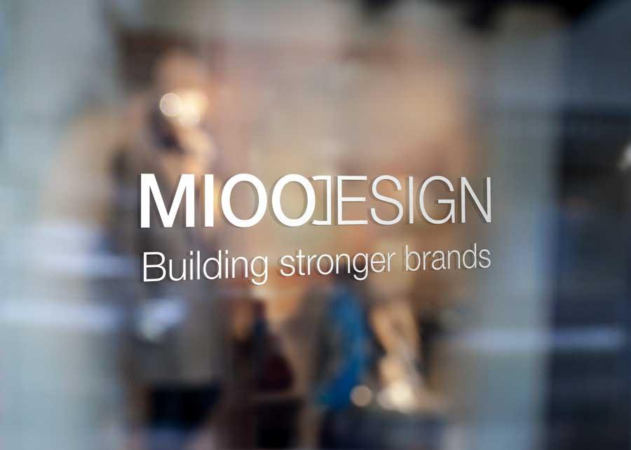 Reclamebureau Brugge - Logo Mioo Design - West-Vlaanderen
