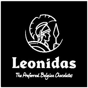 Reclamebureau Brugge - Mioo Design - Klant Logo Leonidas - West-Vlaanderen