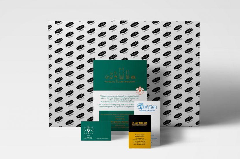 Reclamebureau Brugge - Mioo Design - Offline communicatie - West-Vlaanderen
